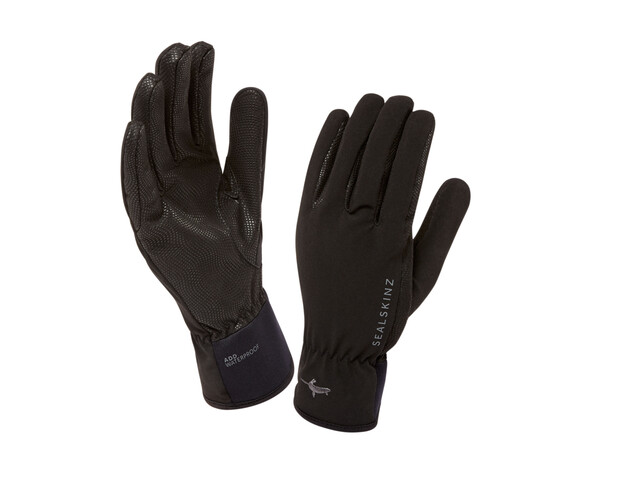 Sealskinz Sea Leopard Gloves Men black